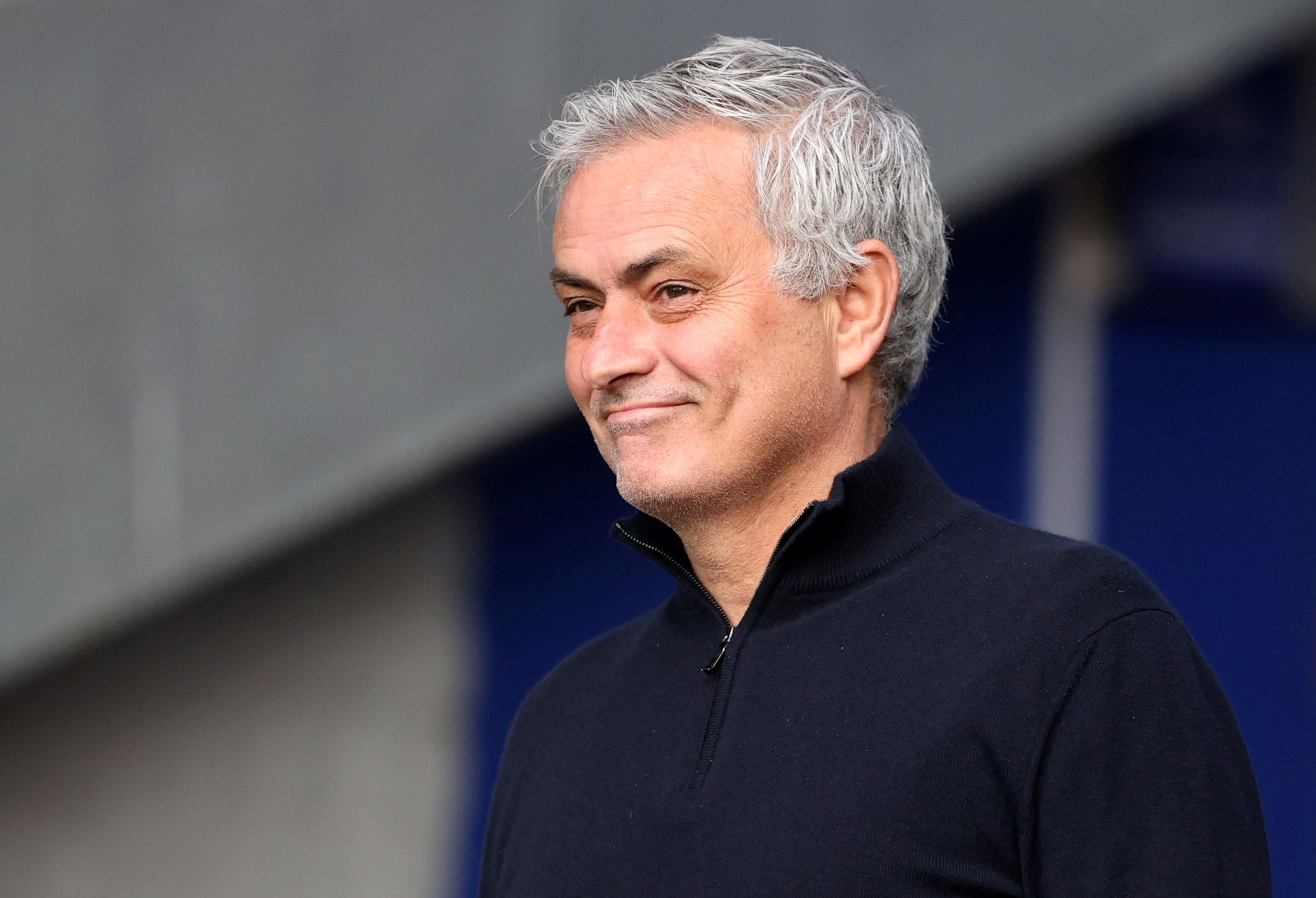 José Mourinho, nuevo entrenador de Roma (REUTERS/Clive Brunskill)