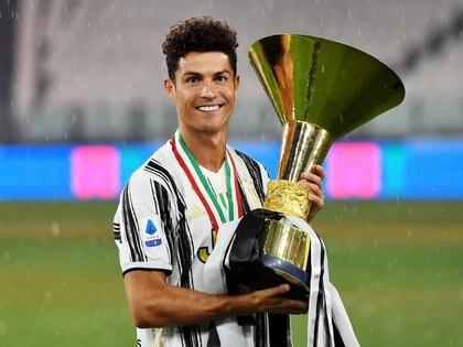 Cristiano Ronaldo es el mejor pago de la Serie A (REUTERS/Massimo Pinca)