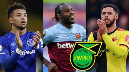 Holgate del Everton, Antonio del West Ham y Gray del Watford, entre los anotados por la JFF