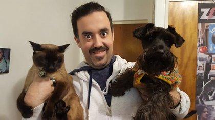 En un contexto pandémico, nuestras mascotas nos brindan compañía y amor (Criamas)
