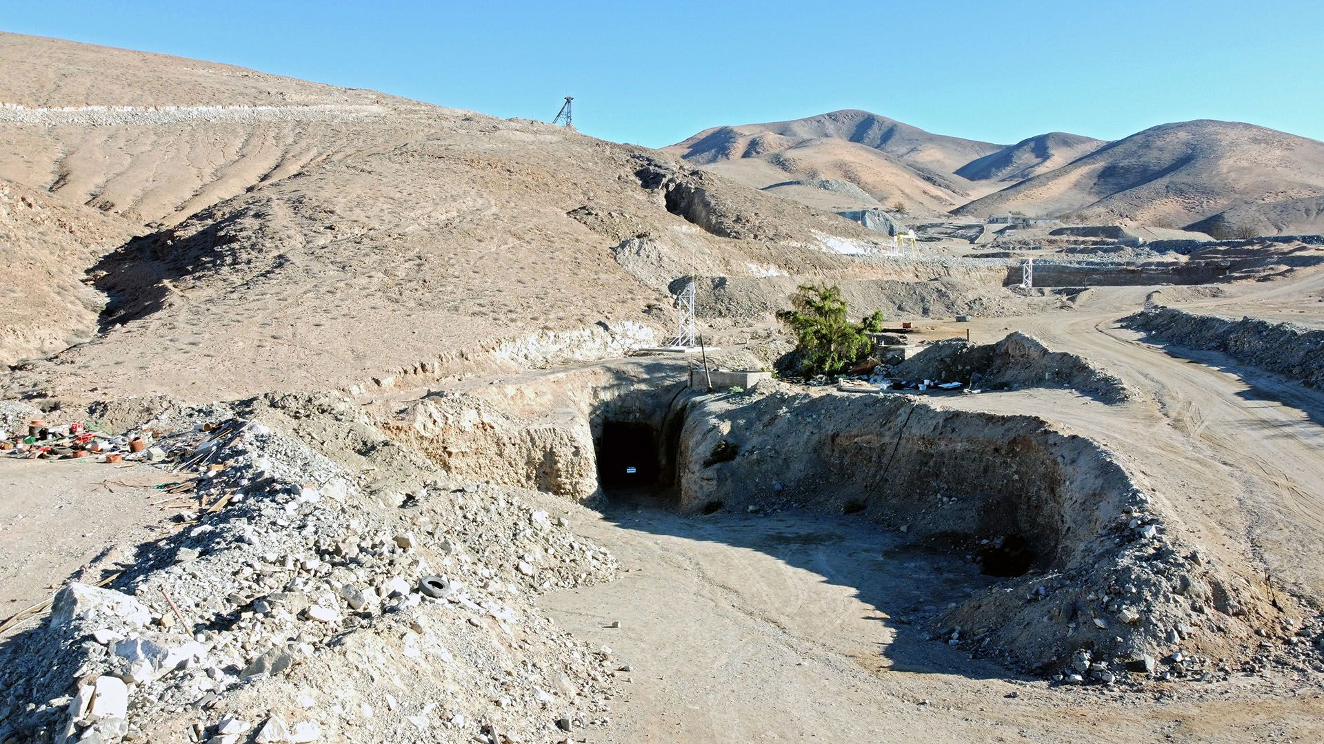 Galería 10 aniversario mineros de Chile
