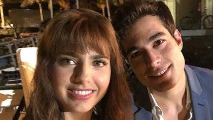 Michelle y Danilo Carrera comenzaron su romance en 2019 (Instagram: hijasdelalunaof)