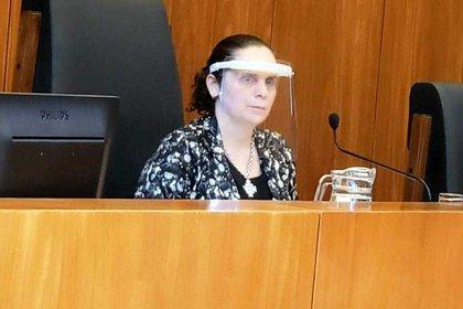 Carolina Castagno, la jueza de Entre Rios que ordenó el desalojo de los militantes de Grabois