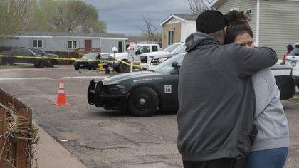 Un hombre asesinó a seis personas durante una fiesta de cumpleaños en EEUU y luego se suicidó