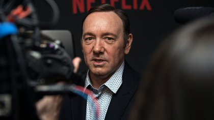 Kevin Spacey fue despedido de House of Cards tras las acusaciones en su contra por acoso sexual (Foto: AFP)