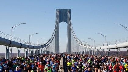 Más de 50 mil personas participaron en la prestigiosa competencia (Reuters)