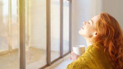 La luz solar es nuestra fuente más importante de vitamina D (Foto: Shutterstock)