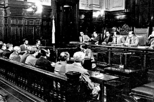 El Juicio a las Juntas Militares