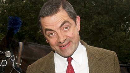 """Que su personaje de """"Mr. Bean"""" no nos engañe, en la vida real incluso obtuvo una maestría Foto: Archivo"""