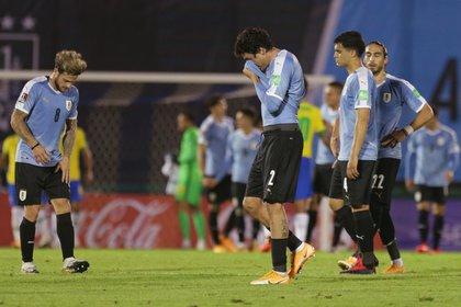 Nuevos positivos en la Selección Uruguay: en total son once los integrantes del plantel con coronavirus Foto: EFE/Matilde Campodonico