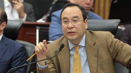 Ciro Murayama, consejero del INE, llamó a respetar las etapas del proceso electoral para campañas (Foto: Cuartoscuro)