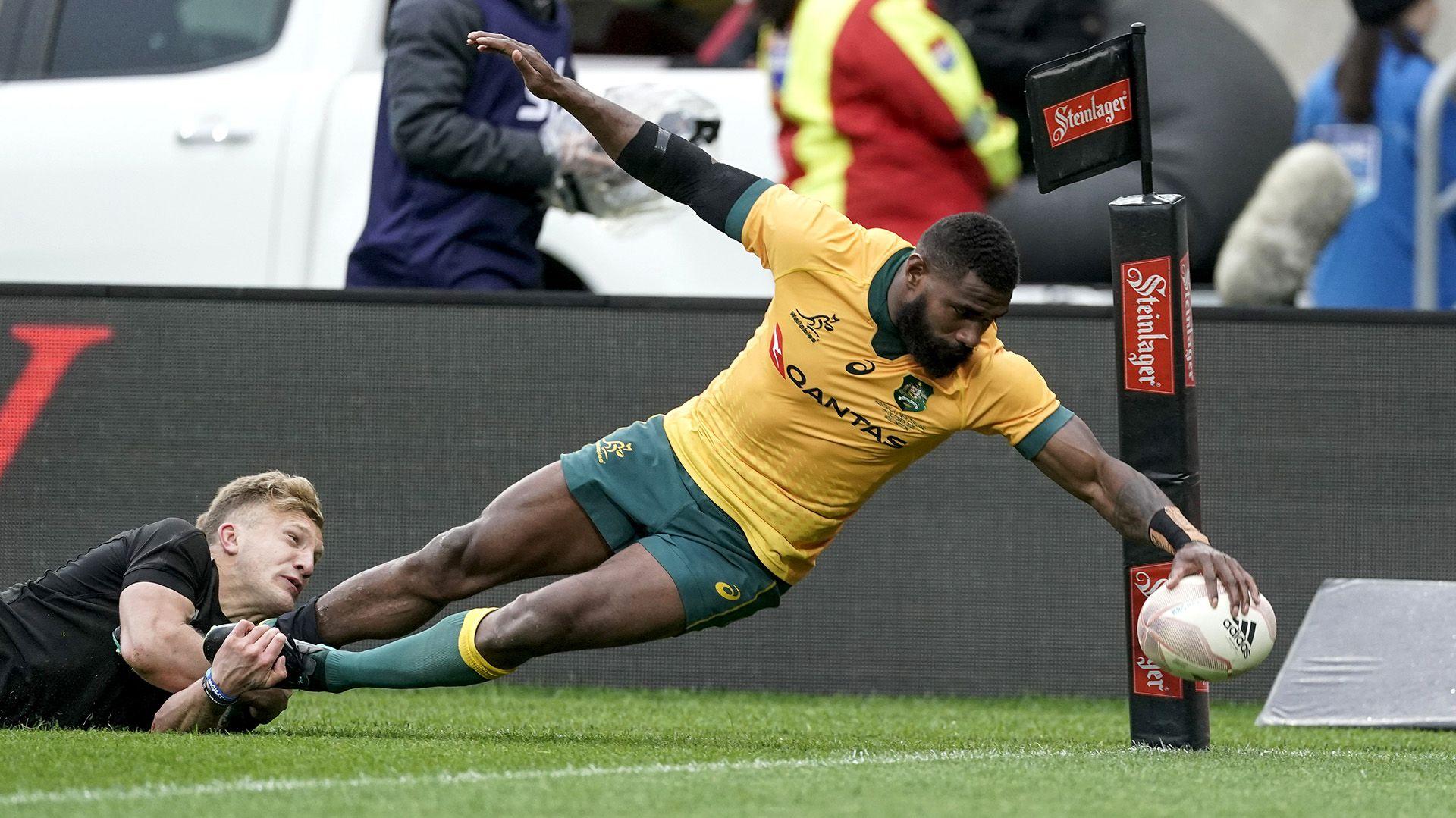 Nueva Zelanda vs Australia - Copa Bledisloe Rugby