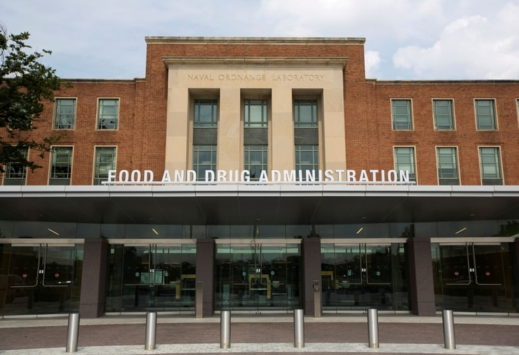 FILE PHOTO: A view shows the U.S. Food and Drug Administration (FDA) headquarters in Silver Spring, Maryland August 14, 2012. REUTERS/Jason Reed/File Photo