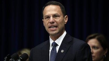 Josh Shapiro, fiscal de Pensilvania (AP)