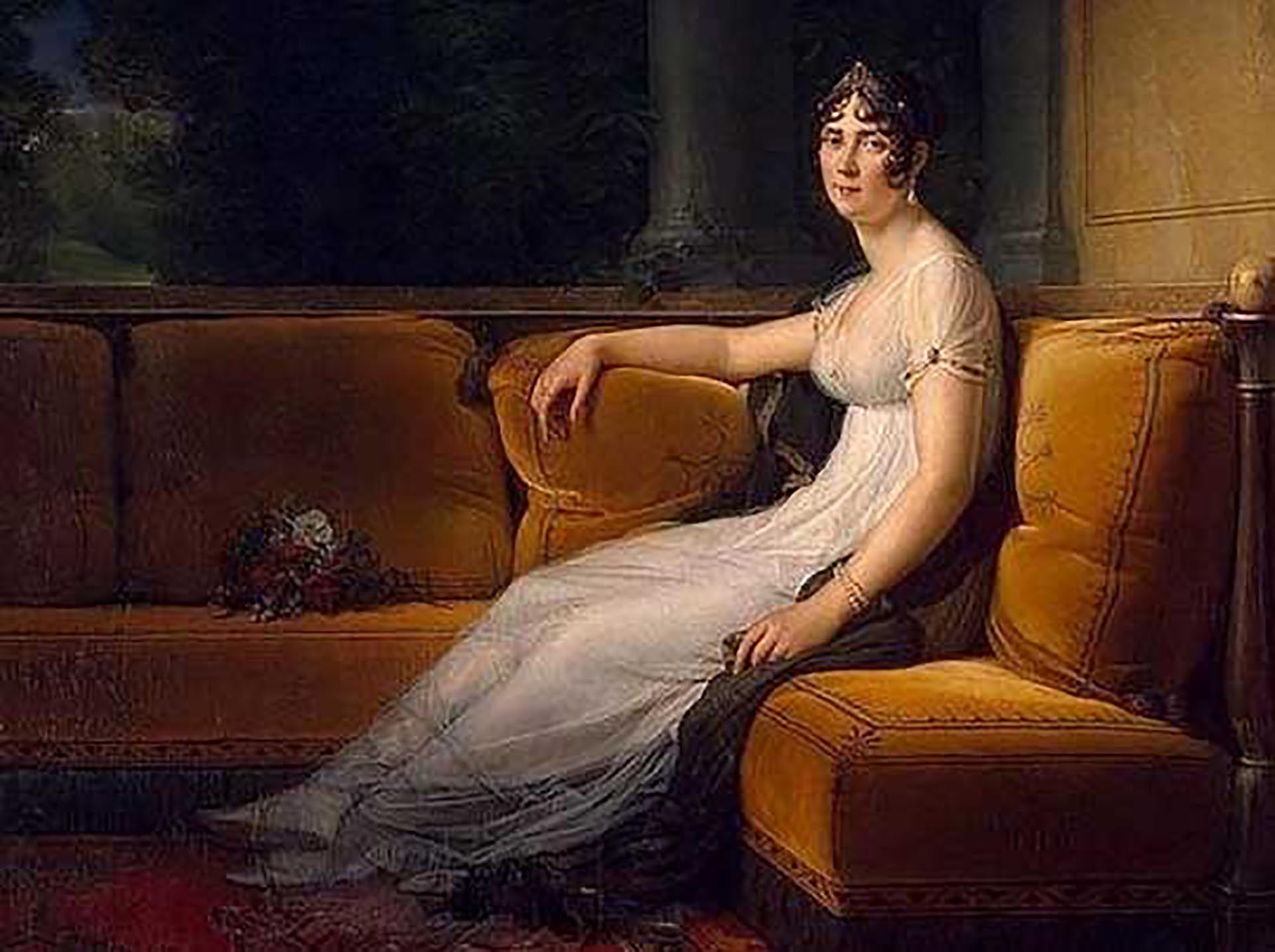 Josefina era cinco años mayor, era viuda y deslumbró a Napoleón