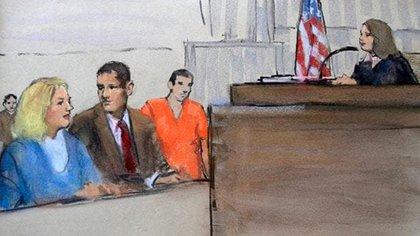 Los Heathfield-Bezrukov en Tribunales