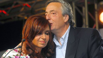 El matrimonio Kirchner gobernó la Argentina durante 12 años