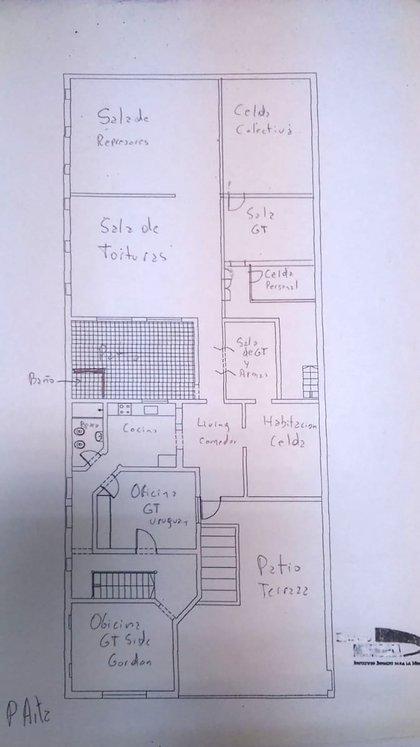 El plano de Orletti