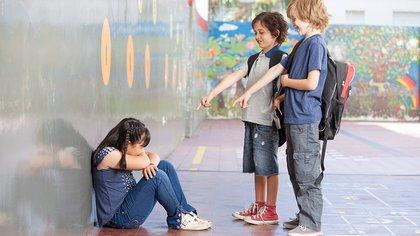 El bullyng es muy grave, se puede denunciar