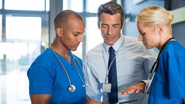 Gran perte del personal médico de Gran Bretaña es de la UE (iStock)
