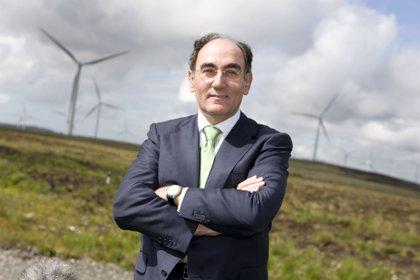 12/08/2020 Economía.- Iberdrola suministrará energía 'verde' a la farmacéutica Bayer en México de un parque eólico de 105 MW. Iberdrola ha suscrito un contrato de suministro de energía 'verde' a largo plazo (PPA, por sus siglas en inglés) en México con el grupo químico y farmacéutico alemán Bayer para su parque eólico terrestre Santiago, de 105 megavatios (MW) de capacidad y ubicado en el Estado de Guanajuato. ECONOMIA IBERDROLA