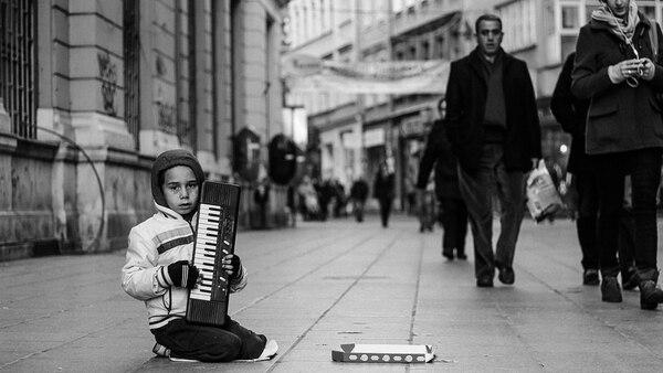 La principal razón por la que los niños trabajan es para sostener el hogar (Getty Images)