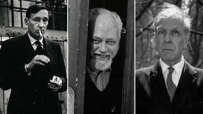 Burroughs, RAW y Borges, tres autores que influenciaron su obra