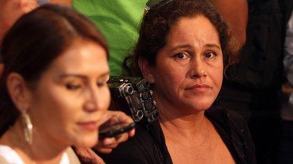 Elodia León Vega, madre de Félix, se realizó pruebas de sangre para comprobar la identidad de su hijo (Foto: Cuartoscuro)