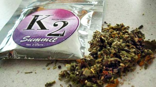 K2, la marihuana sintética