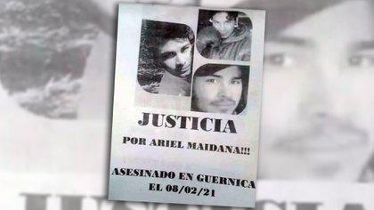 Crimen en Guernica: a Ariel Maidana lo mataron para robarle una campera