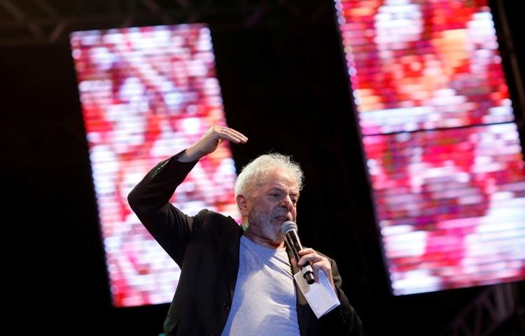 Lula da Silva (REUTERS/Adriano Machado)