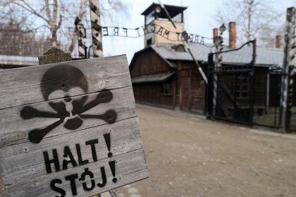 El autor realizó una extensa ivestigación y visitó los campos de exterminio en Polonia (EFE/EPA/ANDRZEJ GRYGIEL/Archivo)