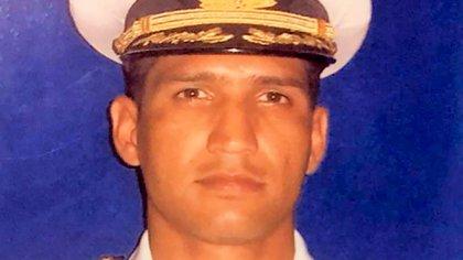 El capitán de corbeta Rafael Acosta Arévalo, asesinado en manos de la DGCIM