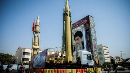 Los primeros informes indican que Nasiri tendría en su poder informe militar sensible sobre el régimen de Irán (Nazanin Tabatabaee Yazdi/TIMA via REUTERS)