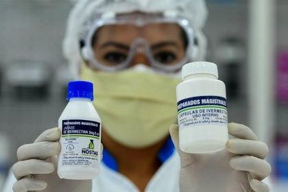 lanzan un ensayo clínico en Israel para probar si la ivermectina puede acortar la duración de la enfermedad por coronavirus REUTERS/Rodrigo Urzagasti