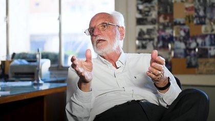 """El economista de Pablo indicó: """"En el fondo de mi corazón estoy diciendo que me parece que el presidente Fernández en algún momento va a reaccionar"""""""
