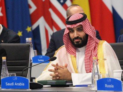 Fotografía de archivo fechada el 30 de noviembre de 2018 del príncipe heredero de Arabia Saudita, Mohammed bin Salman. (EFE/ Aitor Pereira/ ARCHIVO)