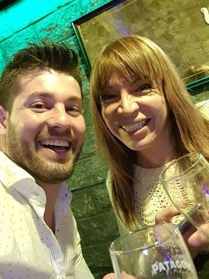 En pareja con Leo Alturria pasarán el cumpleaños juntos