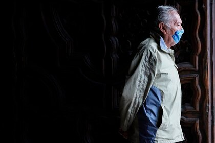 1.7 millones de personas de la tercera edad en México viven solas. (EFE/Antonio Ojeda)