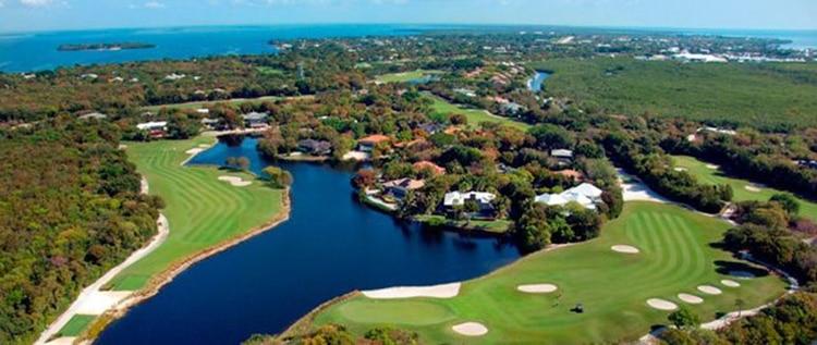 Las espectaculares instalaciones del barrio privado en Cayo Largo (www.oceanreef.com).