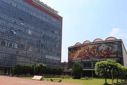 El Consejo Universitario de la UNAM aprobó la creación dela  Defensoría de los Derechos Universitarios, Igualdad y Atención de la Violencia de Género (Foto: EFE/Sáshenka Gutiérrez)