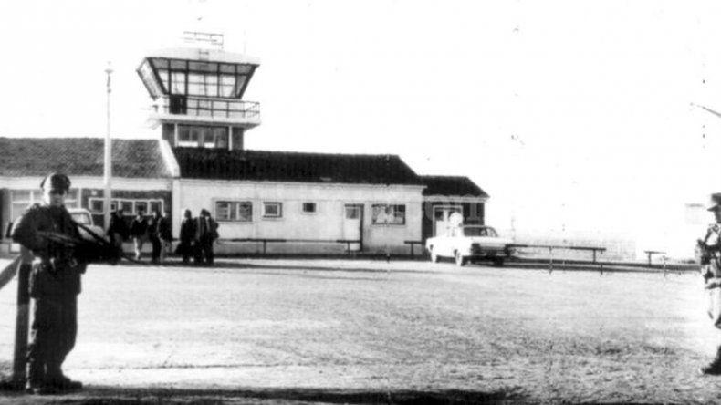 Aeropuerto de Trelew