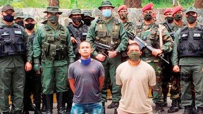 Dos de los jóvenes arrestados en la Operación Gedeón