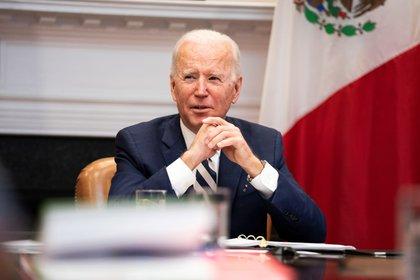 El presidente de EEUU, Joe Biden (Foto:EFE / EPA/Anna Moneymaker)