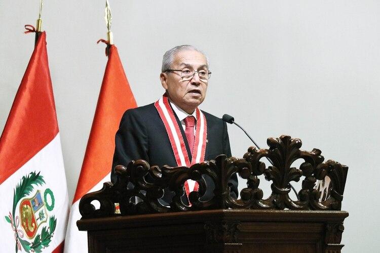 Denunciaron al fiscal general de Perú por el encubrimiento del caso