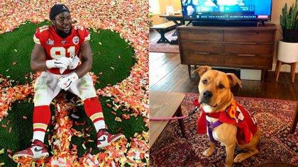 Luego de ganar el Super Bowl LIV, el jugador Derrick Nnadi tuvo un gran gesto solidario con un refugio de animales