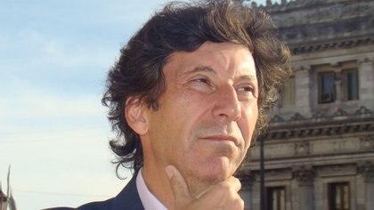 El radical Gustavo Posse, otro dirigente crítico de la conducción política de Juntos por el Cambio
