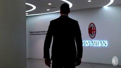 Ibrahimovic es el goleador del Milan en la temporada