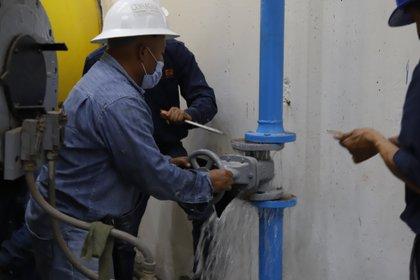 En la Conagua evalúan la forma de hacer más eficiente el uso de energía eléctrica Sistema Cutzamala (Foto: Twitter@conagua_mx)