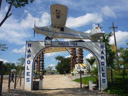 La Hacienda Nápoles de Pablo Escobar Gaviria